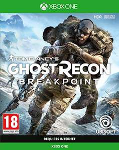 Ghost Recon Breakpoint Xbox One £15.11 from Xbox Store US