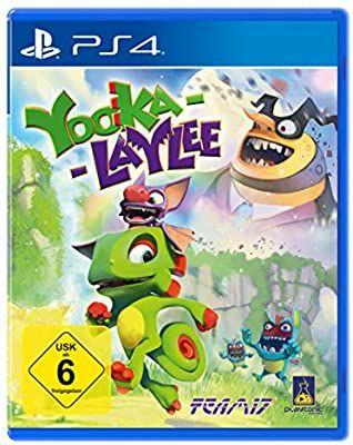 Yooka-Laylee - [Playstation 4] £11.16 @ Amazon Germany