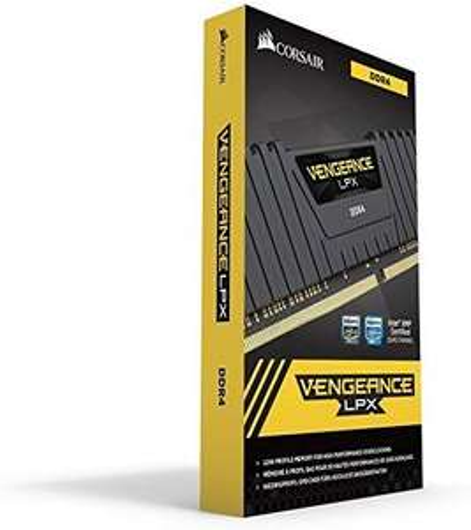 Corsair Vengeance LPX 16GB (2x8GB) DDR4 3000MHz C16 XMP 2.0 High £54.74 Amazon Germany