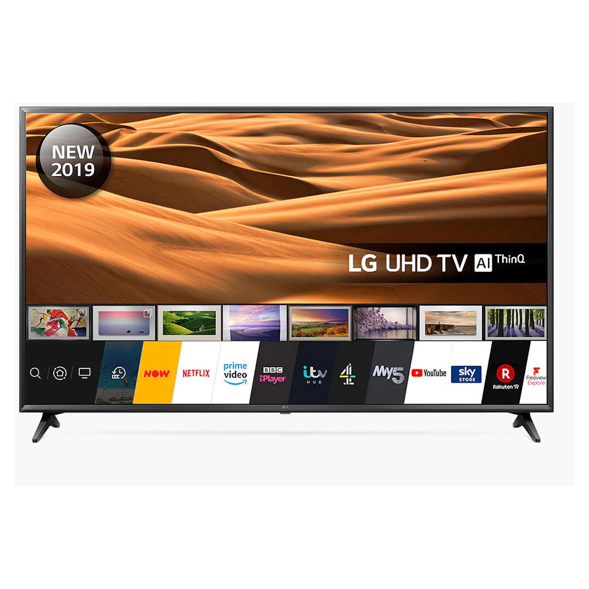 "LG 65UM7000PLA 65"" Smart 4K Ultra HD HDR LED TV (2019 Model) - £539 at Hughes eBay with code"