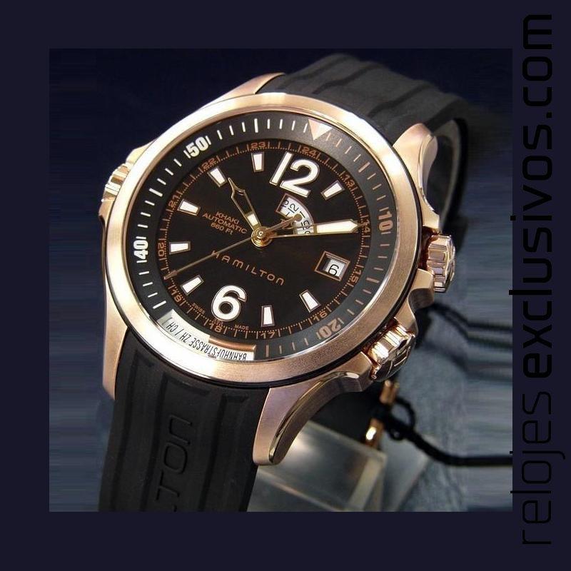 Hamilton Khaki Navy GMT H77545735 Automatic watch £399.99 @ TK Maxx