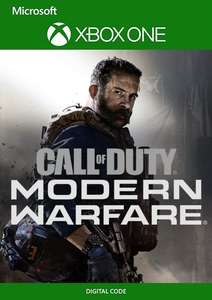 Call of Duty Modern Warfare Xbox One £30.22 from Xbox Store US