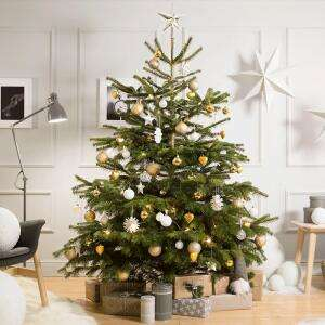 IKEA Christmas trees now only £10, IKEA straiton