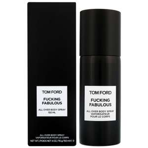 Tom Ford F*** Fabulous All Over Body Spray 150ml £53.95 - allbeauty.com