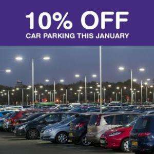 10% off parking at Newcastle Airport