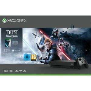 Xbox One X 1TB Console & Star Wars Jedi: Fallen Order Bundle - £271.99 Delivered @ ShopTo / eBay