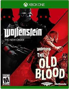 [Xbox One] Wolfenstein: The Two-Pack Inc The New Order & The Old Blood - £5.99 with Gold @ Microsoft Store