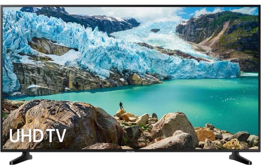 """Samsung UE55RU7020 55"""" Ultra HD Smart 4K HDR10+ TV with Apple TV for £369 Delivered @ hughesdirect / eBay"""