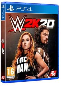 WWE 2K20 - PS4 & Xbox One - @ £19.99
