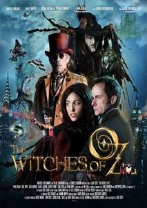 The Witches of Oz (2019) HD Movie to own £1.99 @ amazon prime video