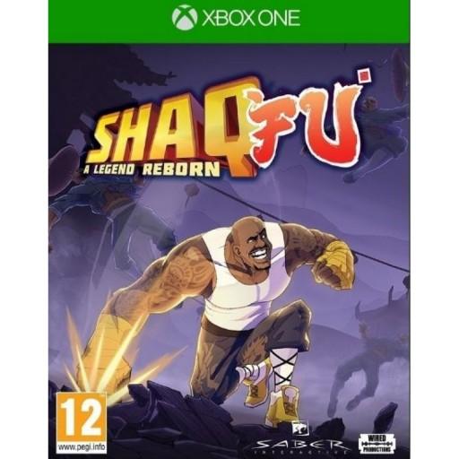 "Shaq Fu: A Legend Reborn + Bonus ""Barak Fu"" Game (Xbox One) - £3.95 @ The Game Collection"