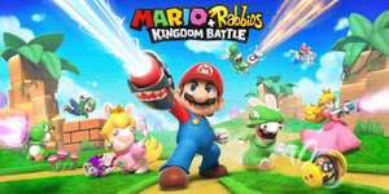 Mario + Rabbids Kingdom Battle (Nintendo Switch) £11.09 @ Nintendo E-Shop