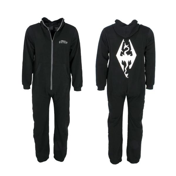 Official Skyrim Onesie / Jumpsuit £4.99 Delivered @ Geekstore