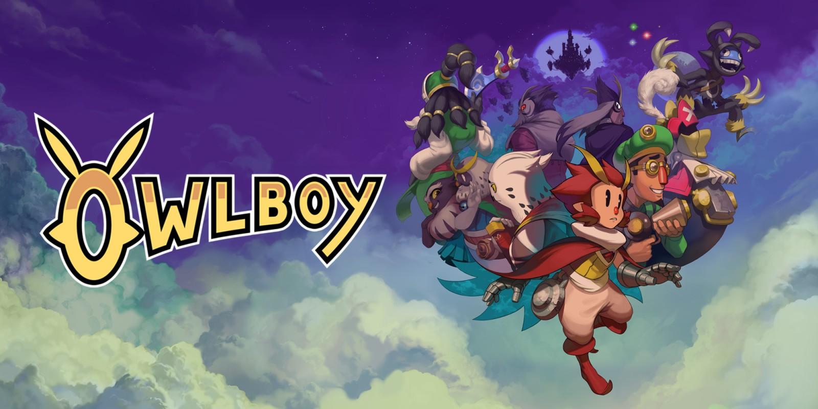 [Nintendo Switch] Owlboy £11.39 @ Nintendo eShop