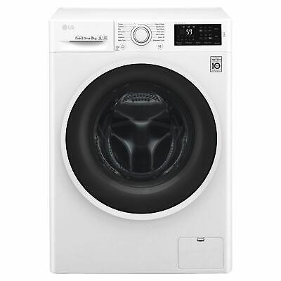 LG F4J608WN 8kg 1400rpm Washing Machine £316.65 @ Hughes / Ebay with code