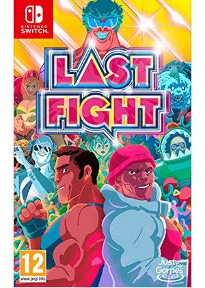 LASTFIGHT (Nintendo Switch) - £16.85 @ Base