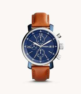 Fossil Rhett Chronograph Watch £55.60 Delivered at Fossil