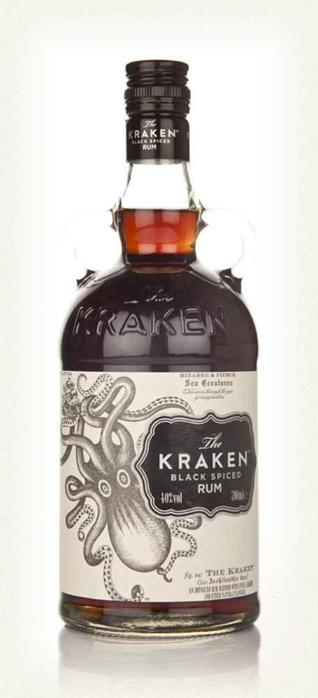 Kraken Black Spiced Rum, 1L - £25.50 at Amazon