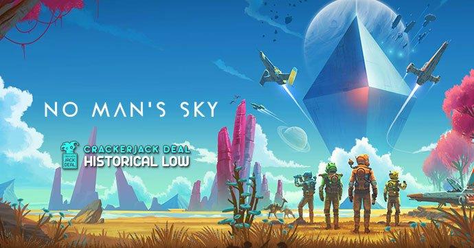[PC][Steam] No Man's Sky Steam £13.99 @ IndieGala