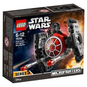 Lego Microfighters £6 from £9 @ Tesco, good stocking filler