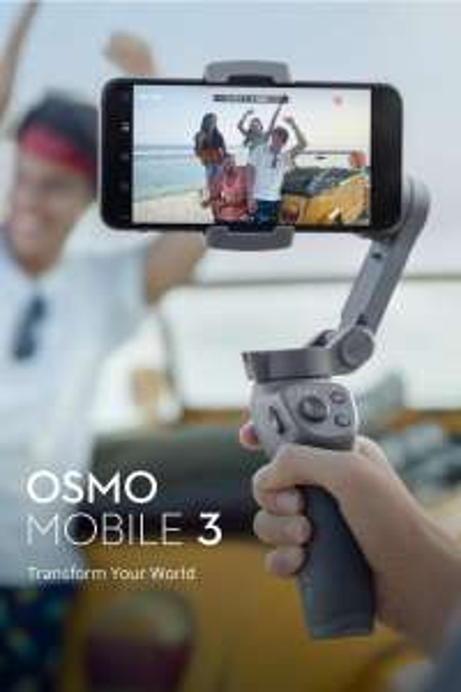 DJI Osmo Mobile 3 Compact Handheld Smartphone Gimbal £75.65 cameracentreuk eBay