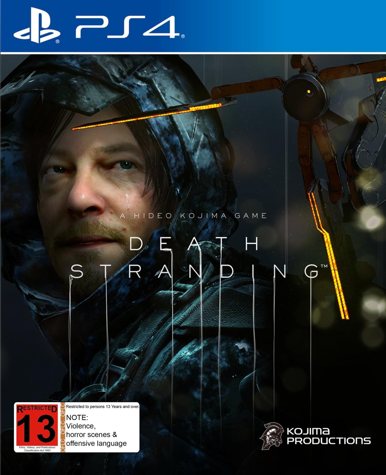 Death Stranding PS4 - £35 @ Tesco, Dereham