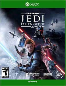 Star Wars Jedi: Fallen Order (Xbox One) £37.99 Delivered @ Amazon