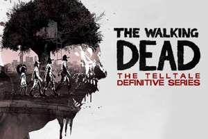 """The Walking Dead: The Telltale Definitive Series"" (Skybound Games) £9.99 at Epic Store (EpicGames.com)"