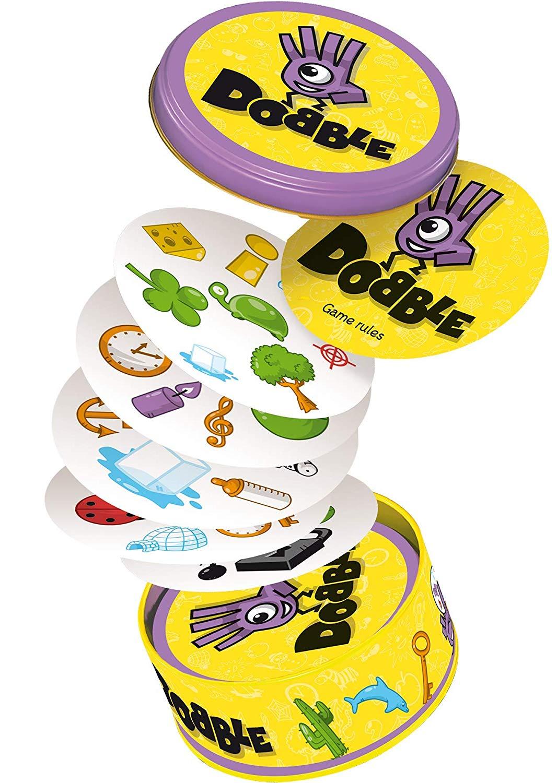 Asmodee Dobble Card Game £6.40 Prime / +£4.49 non Prime @ Amazon