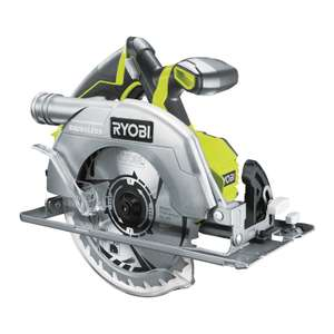 Ryobi RY R18CS-0 18V ONE circular saw 165mm - £32.94 instore @ Homebase Newark