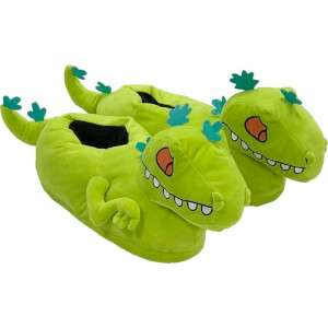 Various Adult Slippers just £12.99 + Free next day delivery includes Rugrats Reptar Plush Slippers @ IWOOT