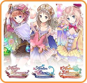 Atelier Arland series Deluxe Pack 3 Games (Switch) £37.80 @ South Africa eshop