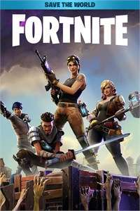 Fortnite Save The World (STW) £17.49 / Deluxe Founders Ed £24.99 @ Microsoft Store
