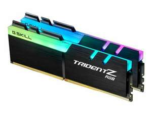 G.Skill Trident Z RGB 16GB Kit DDR4 3200MHz RAM £84.81 using code @ Ebuyer / Ebay