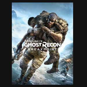 Tom Clancy's Ghost Recon Breakpoint - £9.99 @ Epic Games Store via free 10 pound off coupon - PC voucher