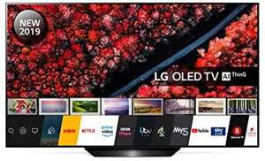 LG OLED65B9PLA 65 Inch OLED 4K Ultra HD Smart TV £1699.99 @ Costco