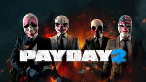 [Steam] PAYDAY 2 PC - 74p @ Fanatical