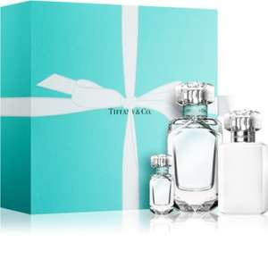 Tiffany & Co. Tiffany & Co. Gift Set II. for Women- Delivered £65.44 @ Notino