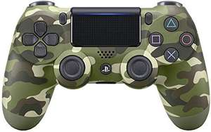Sony PlayStation DualShock 4 Controller (Green Camo) £29.99 (+£3.99 delivery) @ Amazon Prime Now