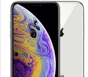Apple IPhone XS 64GB Good Condition - EE/Vodafone - Silver/Space Grey - £389.99 @ Music Magpie / Ebay