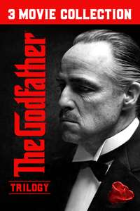 The Godfather 3-Movie Collection (HD) - £12.99 @ Google Play Store