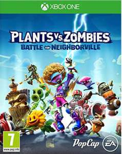 Xbox/PS4 Plants vs Zombies Neighborville - £19 @ Currys