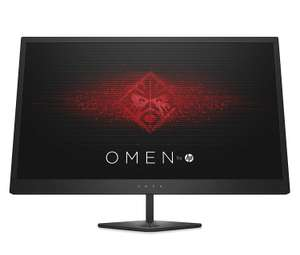 HP OMEN 25 FHD 144Hz 1 ms TN Gaming Monitor with AMD FreeSync (1 DP, 2 HDMI) - Black £158.06 at Amazon France