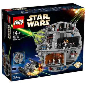 Lego 75159 Star Wars Death Star £329.99 @ Smyths Toys