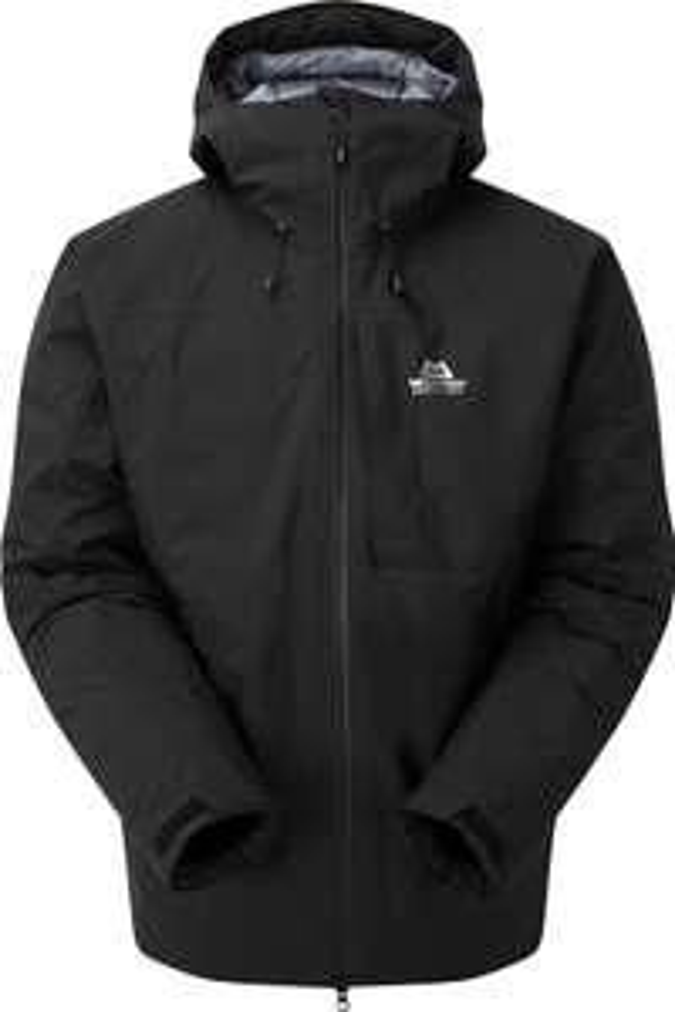 Men's Mountain Equipment Triton waterproof down jacket - Black - Taunton Leisure - £203