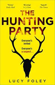 The Hunting Party - Kindle Edition - 99p @ Amazon