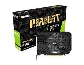 Palit GeForce GTX 1650 SUPER 4GB StormX Boost Graphics Card @ eBay / Ebuyer £139