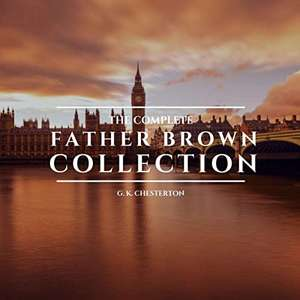 The Complete Father Brown Collection 46p on Audible for members (89p non members)