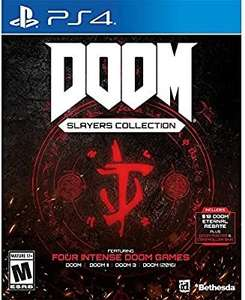 Doom Slayers Collection PS4 £18.85 @ Base