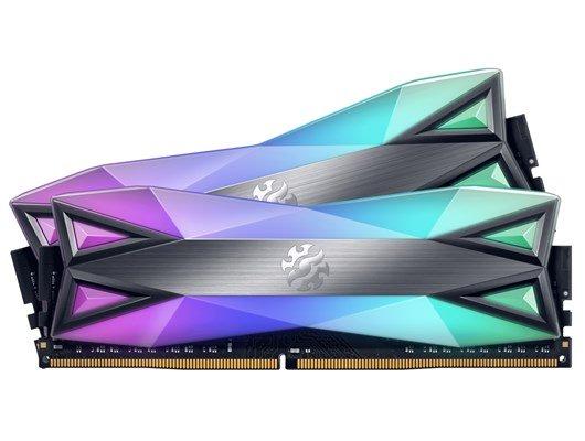 Adata XPG Spectrix D60G 16GB (2x 8GB) 3000MHz RAM RGB £65.37 - CCLONLINE
